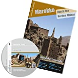 Set: DVD/Video+gedruckte Tourstory+GPS-Daten: Motorradtour durch Marokko