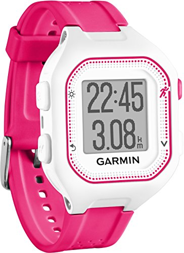 Garmin Forerunner 25 GPS Running con Funzione Fitness Band, Smart...