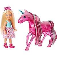 Barbie FPL82 Dreamtopia Chelsea Doll and Unicorn