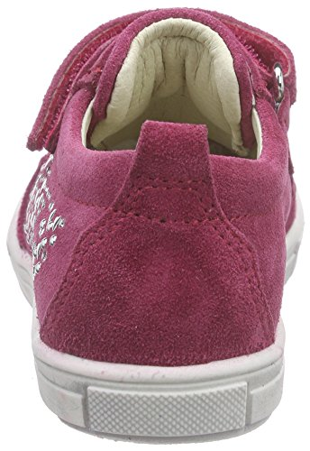 Lepi 3823lec, Baskets Basses fille Rose - Pink (3823 C.04 FUXIA)