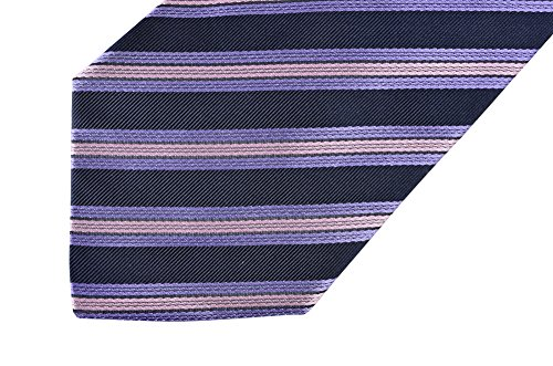 aquascutum-krawatte-gestreift-schwarz-seide