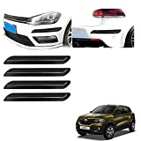 #10: Vheelocityin Very Light and Durable Car Bumper Guard protectors For Renault Kwid