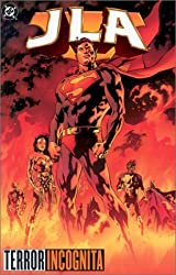 Terror Incognita (Justice League (DC Comics) (paperback))