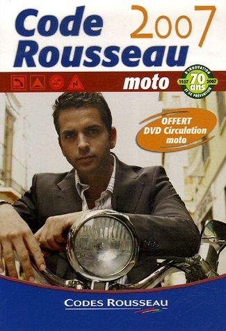 Code Rousseau moto (1DVD)