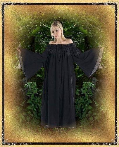 Bäres Mittelalter Unterkleid - Damen Fronicka Natur
