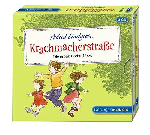 Krachmacherstraße - Die große Hörbuchbox (3 CD): Lesungen: Alle Infos bei Amazon