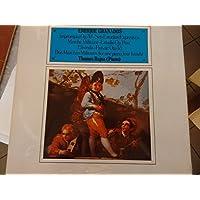 Impromptu, op.39; Elisenda-Paisaje, op.35; Seis Estudios Expresivos; Marche-Militaire-Estudio op. postume; Dos Marchar Militares (piano four (1037 Vinyl)