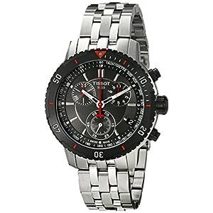 Tissot T067.417.21.051.00 – Reloj de hombre de cuarzo gris