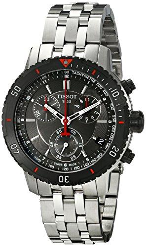 Tissot PRS200 Herren-Armbanduhr 42mm Schweizer Quarz T0674172105100