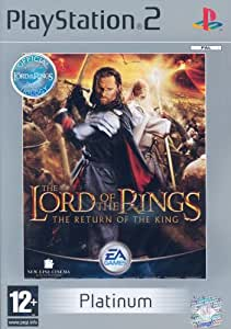 The Lord of the Rings: The Return of the King Platinum (PS2)