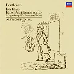 """Beethoven: 15 Piano Variations and Fugue in E flat, Op.35 -""""Eroica Variations"""" - Variation 12"""