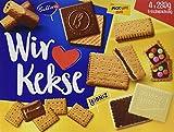 Bahlsen Wir lieben Kekse, 1er Pack (1 x 1,12 kg)