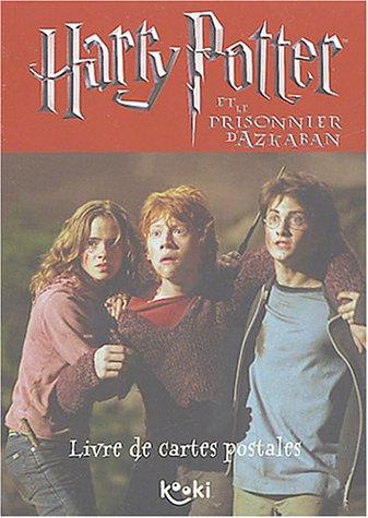 Harry Potter et le Prisonnier d'Azkaban (livre de cartes postales)