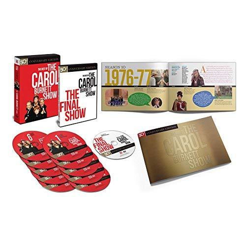 TimeLife The Best of The Carol Burnett Show - 33 Episoden auf 11 DVD-Sammlung Sammlung 11