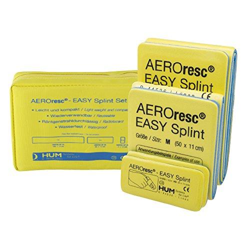AEROresc® EASY Splint Set (Sam Finger Splint)