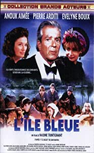 L'ile bleue