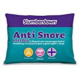 Slumberdown Anti-Snore Pillow, White