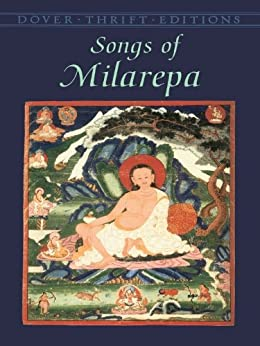 Songs of Milarepa (Dover Thrift Editions) by [Milarepa]