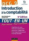 DCG 9 - Introduction à la comptabilité - 4e édition - Tout-en-Un