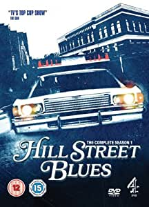 Hill Street Blues - Series 1 [DVD]