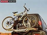 Fahrradheckträger ECKLA 77790 GRIZZLY 4x4 für Ersatzrad Heck