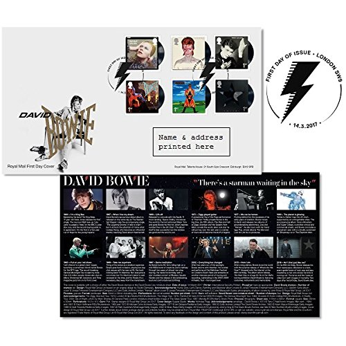 david-bowie-london-first-day-cover-briefmarken-issue-datum-14-marz-2017