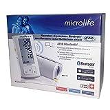 MICROLIFE AFIB BLUETOOTH - Misuratore di Pressione digitale da braccio con tecnologia Afib, Mam e Bluetooth