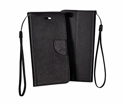 Fancy case für Handy Apple iPhone Case Handytasche Schwarz