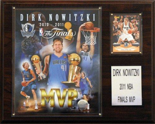 C & I Collectables NBA Dallas MVP Schild Dirk Nowitzki 2011 NBA Finals