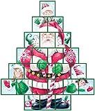 Calendrier de l'Avent Coffre au Trésor Secret Santa...