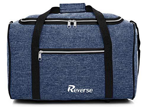Ryanair Cabin Bag 40x20x25 Free Handbag Suitcase Luggage Tasche Handgepäck (Blue [Dark])