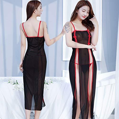 yuanchi Sexy Cheongsam Bar Ol Spice Girls Nightclub Dress Evening Dress Tight Bag-top Uniform Temptation Average Code - Deutsche Bar Girl Kostüm