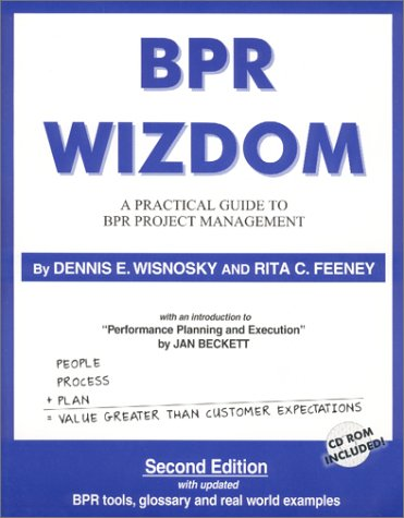Bpr Wizdom: A Practical Guide to Bpr Project Management With an Introduction to Ring Thinking