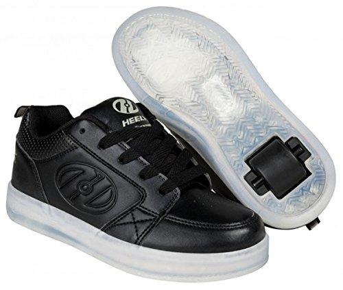 Heelys 'Premium 1 Lo' Triple Black.