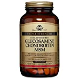 Solgar Extra Strength MSM Glucosamine Chondroitin Tablets – Pack of 120