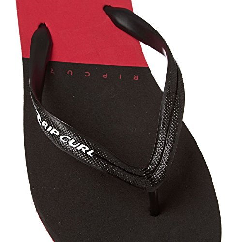 Herren Sandalen Rip Curl Split Nbu. Sandals Black/Red