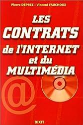 Les contrats de l'internet et du multimédia