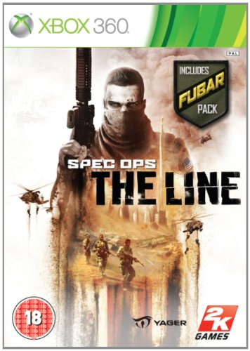 [UK-Import]Spec Ops The Line FUBAR Edition Game XBOX 360