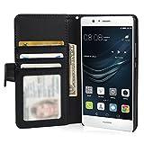 Huawei P9 Lite Hülle Brieftasche mit Standfunktion