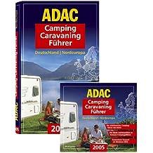 ADAC Camping-Caravaning-Führer 2005, m. CD-ROM, Bd.2 : Deutschland, Nordeuropa