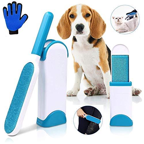 Sinwind 3Pcs / Set Cepillo pelo mascotas