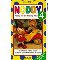 Noddy: 4 - Noddy And The Missing Hats