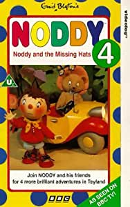 Noddy: 4 - Noddy And The Missing Hats [VHS]