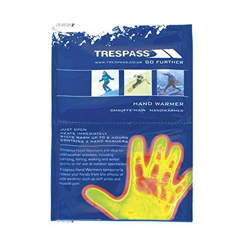 Trespass - Calienta manos Instantáneos químico Modelo
