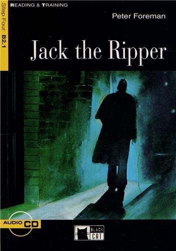 Jack the ripper. Con audiolibro. CD Audio (Reading and training) por Peter Foreman
