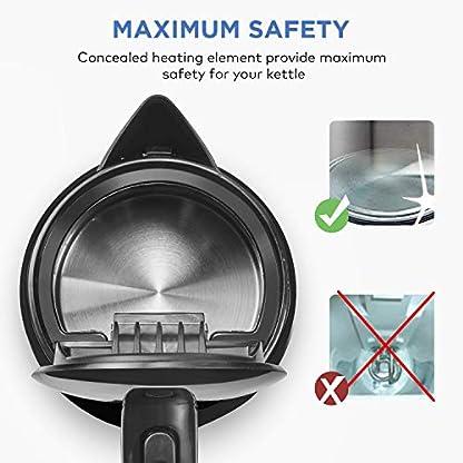Deik-Wasserkocher-BPA-frei-Elektrischer-Wasserkocher-Elektrischer-Teekocher-Auto-Abschaltung-Schutz-vor-Austrocknen-17L-2200W-Schwarz