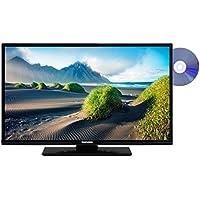 Telefunken XH32D101D 81 cm (32 Zoll) Fernseher (HD Ready, Triple Tuner, DVD-Player)Schwarz