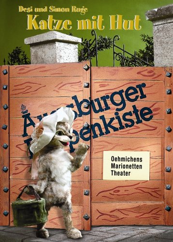 Augsburger Puppenkiste - Katze mit -