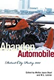 Abandon Automobile: Detroit City Poetry 2001 (Great Lakes Books)