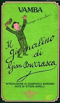 Il giornalino di Gian Burrasca di [Bertelli, Luigi]